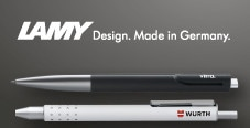 Lamy black & white