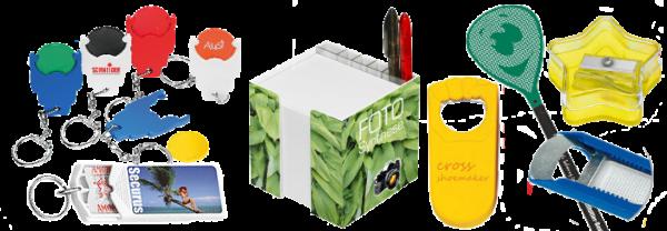 Kunststoffartikel, Fliegenklatschen, Anspitzer, Flaschenöffner